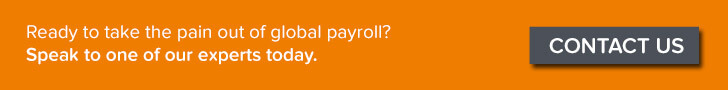 Speak to our experts today on global payroll