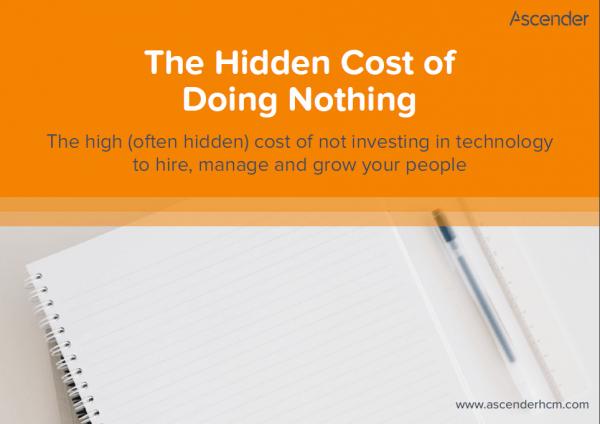 The Hidden Cost of Doing Nothing Ebook