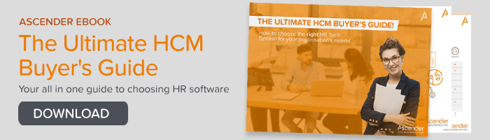Download The Ultimate HCM Buyer's Guide - your all in one guide to choosing HR software and digital transformation