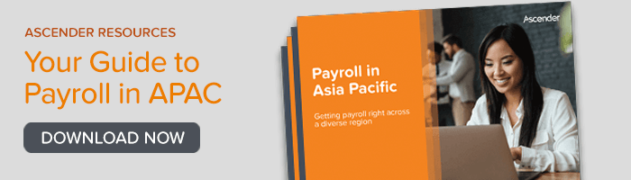 Download your free guide to Payroll in APAC