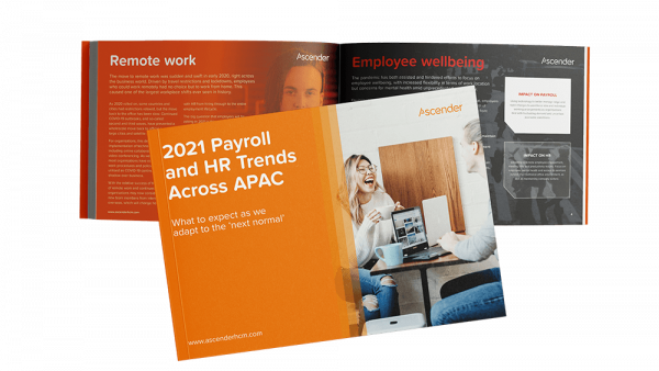2021 Payroll and HR Trends Across APAC